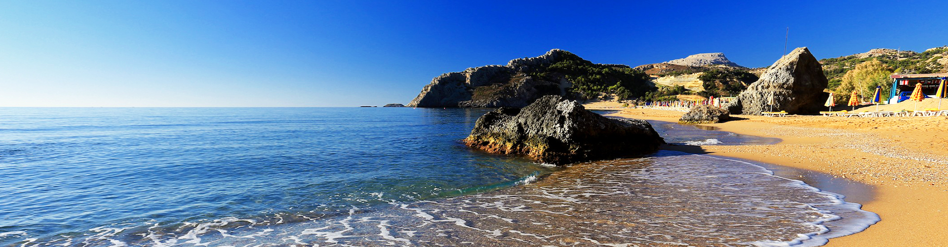 THE UNIQUE TSAMPIKA BEACH